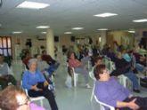 Las clases de gimnasia para mayores cuentan con la asistencia de más de 60 usuarios