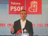 Los socialistas proponen la construcción del nuevo cuartel como medida para crear empleo en Totana