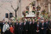 Santa Eulalia recibirá el domingo miles de flores en la tradicional ofrenda que tendrá lugar en la Plaza de la Constitución
