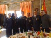 El totanero Antonio Sola recibió el reconocimiento a sus 25 años de servicio