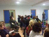 Imparten una charla de hábitos saludables en los niños a través del programa de prevención de la obesidad infantil, desarrollado en los centros escolares y escuelas infantiles municipales