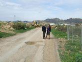 El Ayuntamiento acondiciona el Camino de Los Vaqueros