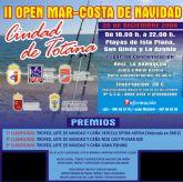 II Open Mar-Costa de Navidad Ciudad de Totana