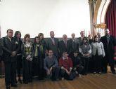 Constantino Sotoca entregó a 11 alumnos de la Región los premios extraordinarios de Bachillerato del curso 2007-2008