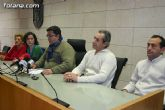 """El concejal de Bienestar Social presenta las líneas de trabajo de """"Atofade"""" y """"Cerma"""""""