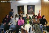 "El ""Taller de lengua de signos""  se clausura con la entrega de diplomas a m�s de treinta participantes - 3"