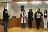 "El ""Taller de lengua de signos""  se clausura con la entrega de diplomas a m�s de treinta participantes - 5"