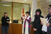 "El ""Taller de lengua de signos""  se clausura con la entrega de diplomas a m�s de treinta participantes - 7"
