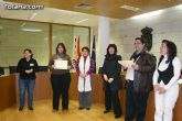 "El ""Taller de lengua de signos""  se clausura con la entrega de diplomas a m�s de treinta participantes - 8"