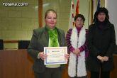 "El ""Taller de lengua de signos""  se clausura con la entrega de diplomas a m�s de treinta participantes - 14"