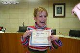 "El ""Taller de lengua de signos""  se clausura con la entrega de diplomas a m�s de treinta participantes - 25"