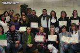 "El ""Taller de lengua de signos""  se clausura con la entrega de diplomas a m�s de treinta participantes - 37"