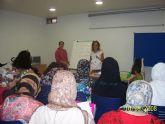 Finaliza el taller de las clases de refuerzo de la lengua castellana con la participaicón de más de una treintena de personas