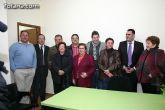 Los Vecinos de El Paretón-Cantareros disfrutan ya del centro de Participación Ciudadana que fue inaugurado ayer
