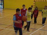 La Concejal�a de Deportes organiza una jornada de Minibasket Benjam�n - 2