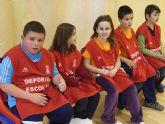 La Concejal�a de Deportes organiza una jornada de Minibasket Benjam�n - 4