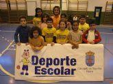 La Concejal�a de Deportes organiza una jornada de Minibasket Benjam�n - 5