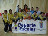 La Concejal�a de Deportes organiza una jornada de Minibasket Benjam�n - 6
