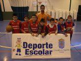 La Concejal�a de Deportes organiza una jornada de Minibasket Benjam�n - 7