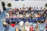 Los mayores celebran la Navidad en su Centro