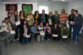 Usuarios y profesionales del Servicio Municipal de Apoyo Psicosocial celebran la llegada de la Navidad