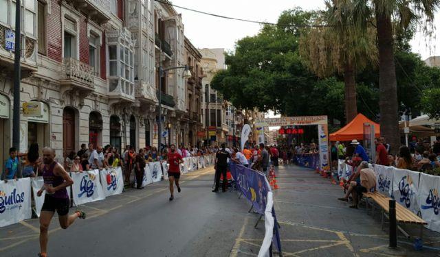 Raúl Cifuentes, Atleta del CAT, vence en la Carrera Internacional Alcaldesa de Águilas, Foto 4