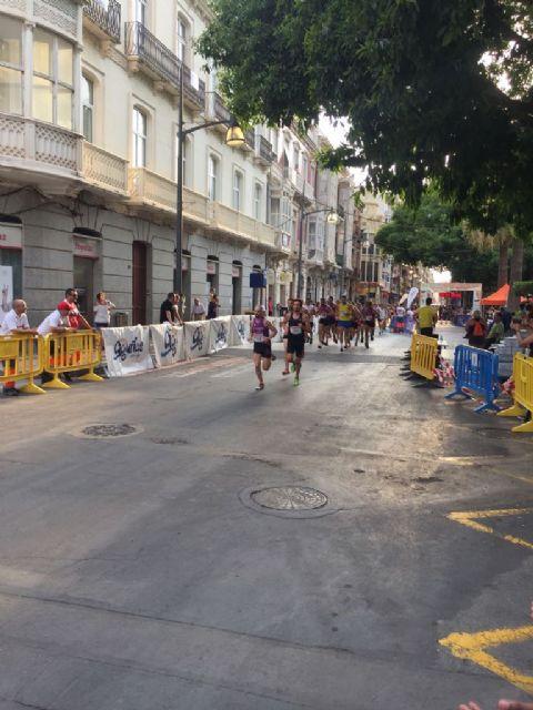 Raúl Cifuentes, Atleta del CAT, vence en la Carrera Internacional Alcaldesa de Águilas, Foto 7