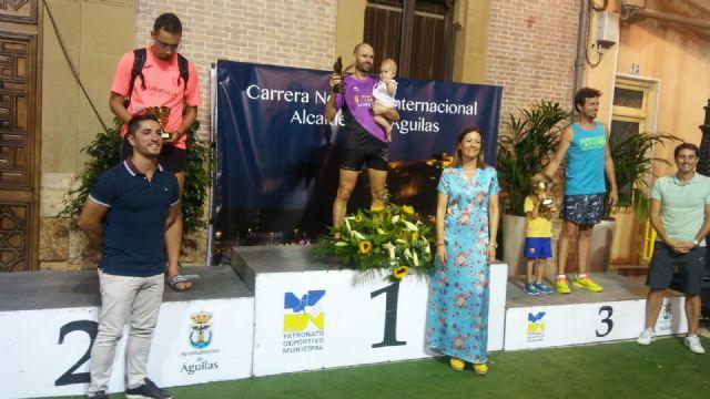Raúl Cifuentes, Atleta del CAT, vence en la Carrera Internacional Alcaldesa de Águilas, Foto 8