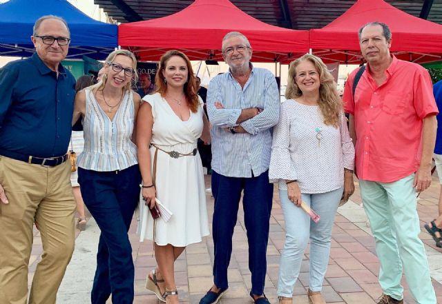 La literatura conquistó Puerto de Mazarrón con la celebración de ´La Bahía de los Libros´ - 3, Foto 3