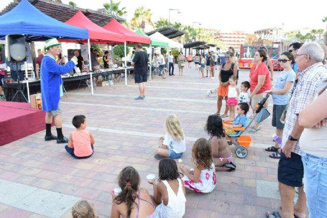 La literatura conquistó Puerto de Mazarrón con la celebración de ´La Bahía de los Libros´ - 4, Foto 4