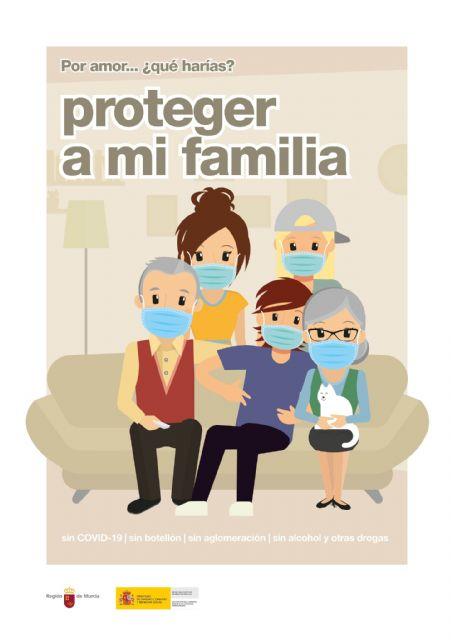El Ayuntamiento de Calasparra se suma a la campaña Por amor ¿qué harías? - 1, Foto 1