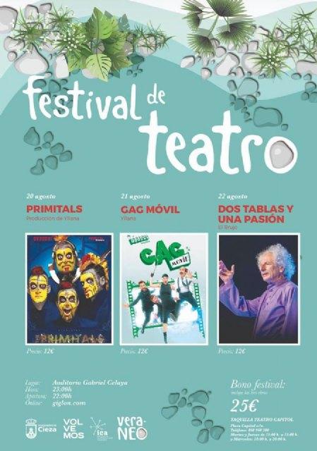 El teatro vuelve al Auditorio Gabriel Celaya - 1, Foto 1