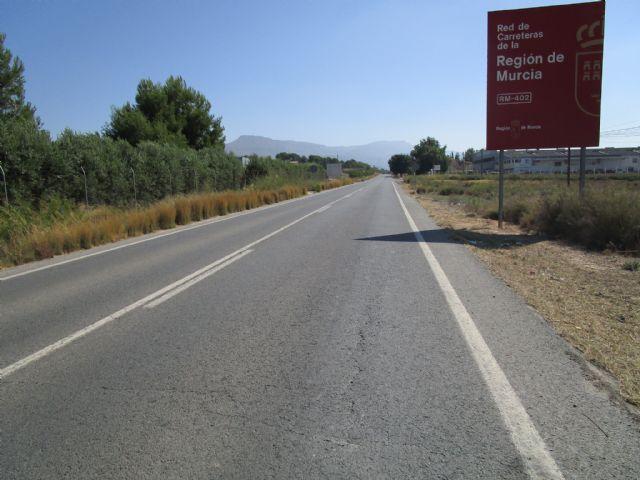 Fomento licita obras para mejorar dos carreteras de Cieza y Abarán en las que invertirá más de un millón de euros - 2, Foto 2