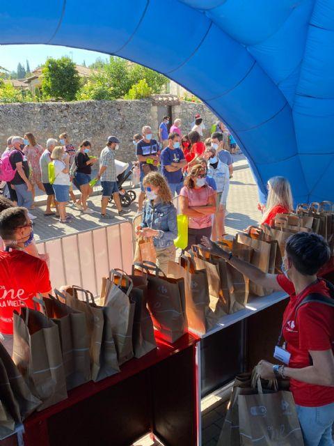 Carrefour celebra con los murcianos la llegada de La Vuelta 2021 - 2, Foto 2