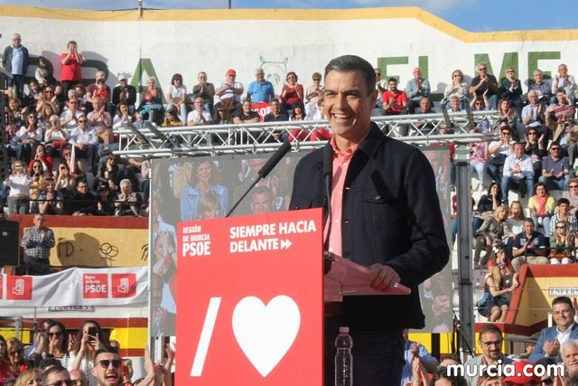 Pedro Sánchez en una foto de archivo / Murcia.com, Foto 1
