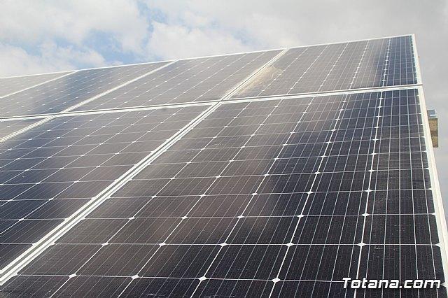 Una nueva planta de energía solar en Mazarrón generará 50 puestos de trabajo directos, Foto 1