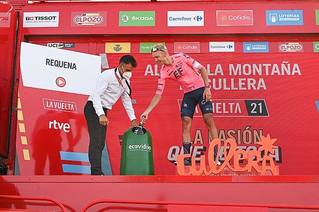 La Vuelta más sostenible llega a Murcia - 2, Foto 2