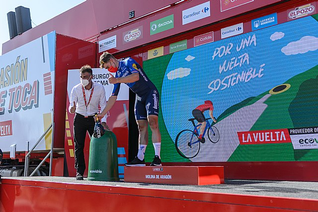 La Vuelta más sostenible llega a Murcia - 3, Foto 3