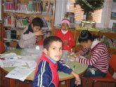 La Biblioteca Municipal organiza actividades para ayudar a los más pequeños a escribir las cartas a los Reyes Magos