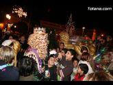 Los Reyes Magos repartirán cerca de 40.000 juguetes y alrededor de 30.000 piruletas y chucherías desde las carrozas durante la tradicional cabalgata