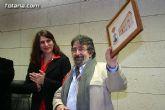 Autoridades municipales realizan una recepción institucional al escultor y belenista, José Luís Mayo Lebrija