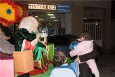 Los Reyes Magos viven su noche más mágica en Mazarrón