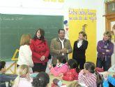 Los escolares aprenden 'Seguridad infantil' en el ámbito doméstico