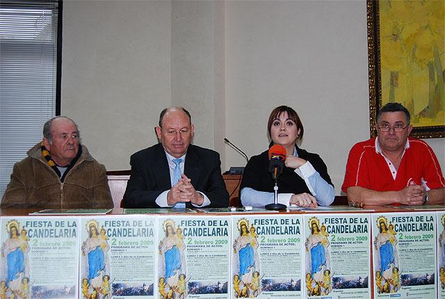 """Se presenta los actos que conmemoran el tradicional día de """"la Candelaria"""", Foto 1"""