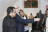Inaugurada la exposición 'Bronces de Sergio' en las Casas Consistoriales