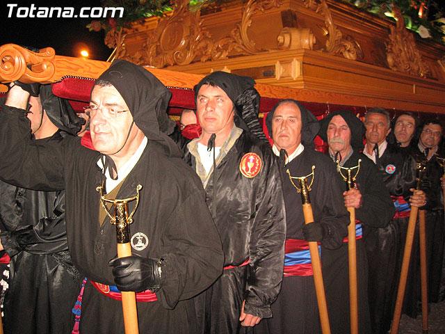 Ya se conocen los nombres del Nazareno de Honor y del Pregonero de la Semana Santa 2009, Foto 1