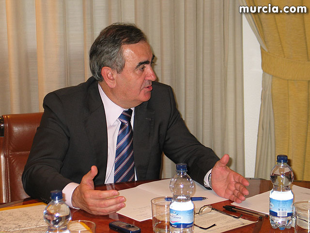 """The PP says that the government representative has become """"the secretary general of the PSOE PSRM-virtual"""", Foto 1"""