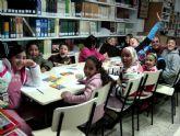 La creación de cuentos igualitarios centra la atención de los pequeños