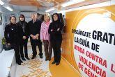 La unidad m�vil informativa contra la violencia de g�nero visit� la localidad