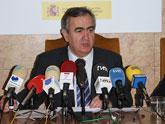 El delegado del Gobierno autoriza 673 proyectos por valor de 246,3 millones de euros